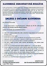 zmluva s občanmi slovenska